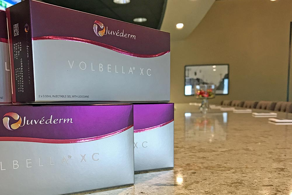 Volbella at Luxe Laser